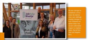 Jobgroup Jobhulpmaatje